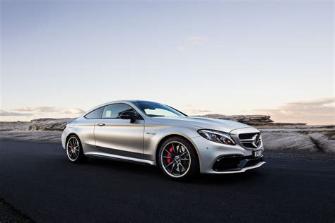 mercedes s amg coupe 2017 mercedes amg c63 s coupe review caradvice