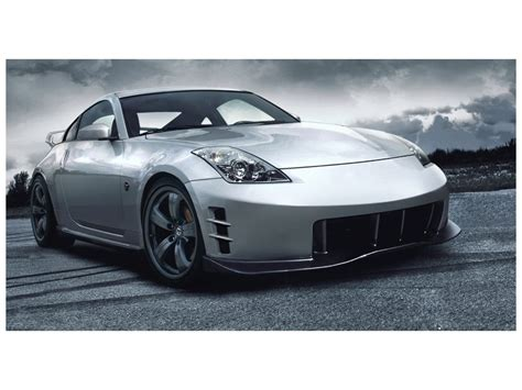 nissan 350z type jt performance nissan 350z 02 06 front bumper type nismo
