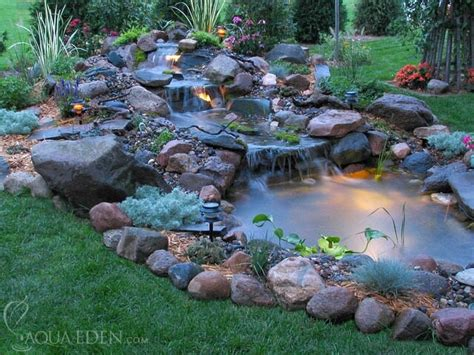 cool yard ideas 53 cool backyard pond design ideas digsdigs