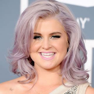 kelly osbourne lavender hair color redirecting