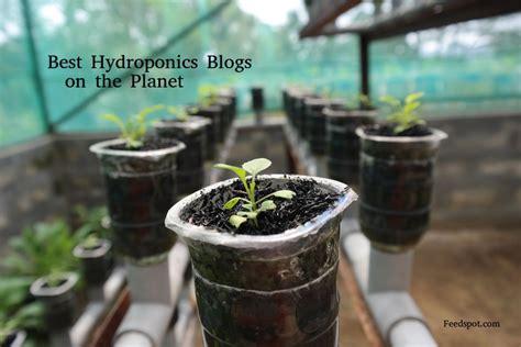 top  hydroponics blogs websites  hydroponics