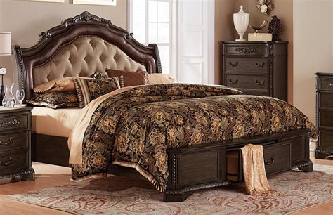 Bed Bigland King Size Londrina California King Size Bed Buy At Best Price Sohomod