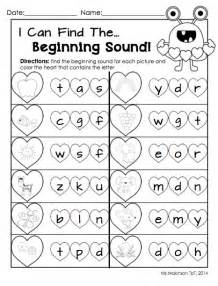 february printables kindergarten literacy and math for