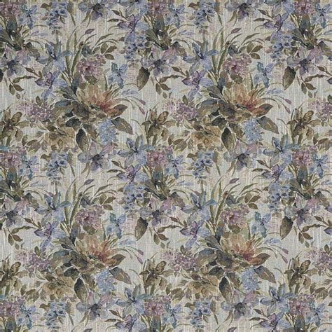 tapestry upholstery j120 blue purple and green floral tapestry upholstery