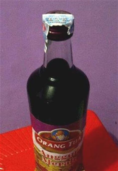 Anggur Cap Orang Tua minuman minuman keras khas indonesia ad tips trik