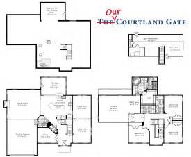 Ryan Homes Avalon Floor Plan by Ryan Homes Floor Plans Ryan Homes Avalon Model Floor Plan