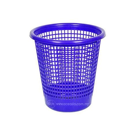 waste paper baskets plastic waste paper basket small 96 ctn office supplies