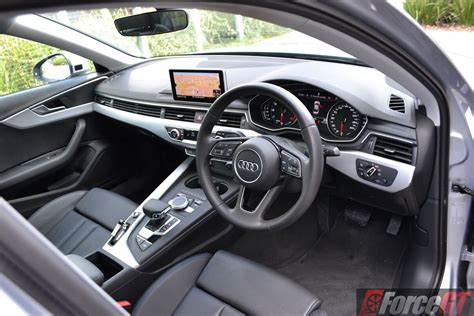 audi a4 2016 interior 2016 audi a4 review a4 1 4 tfsi