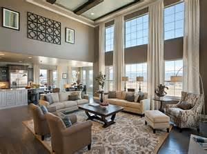 Tall Living Room Family Spaces Toll Talks Toll Talks