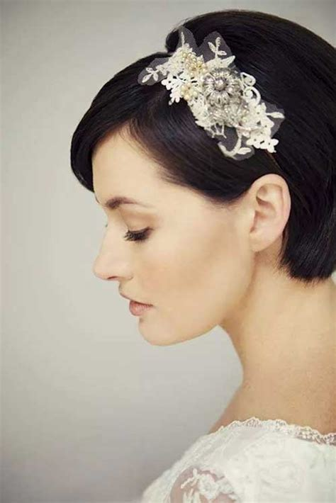 Wedding Hairstyle Bob Hair by 30 Wedding Hair Styles For Hair Hairstyles