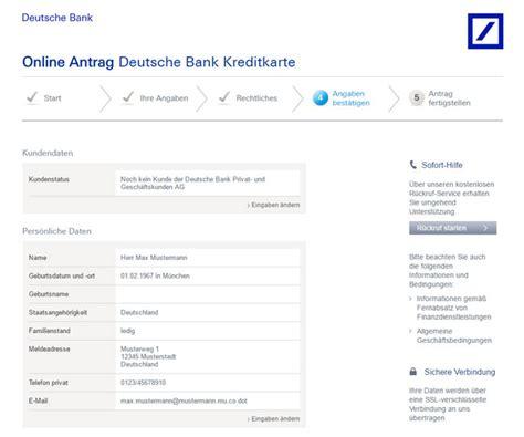 deutsche bank banking antrag mastercard travel ohne auslandseinsatzentgelt
