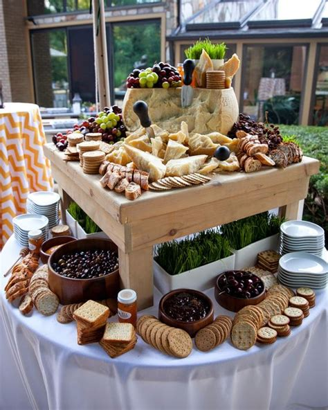 wedding bar buffet 25 best ideas about cheese table wedding on