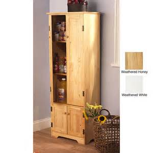 Tall Storage Cabinet Storage Cabinets Extra Tall Solid Pine Wood Storage