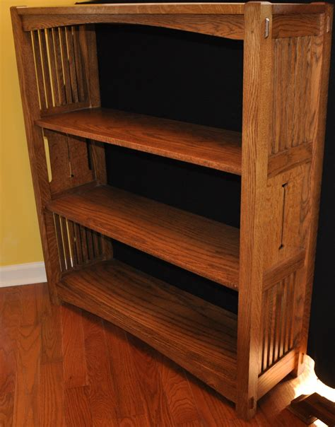 bookcases ideas best mission style bookcase building