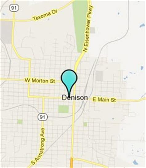 map of denison texas denison texas hotels motels see all discounts