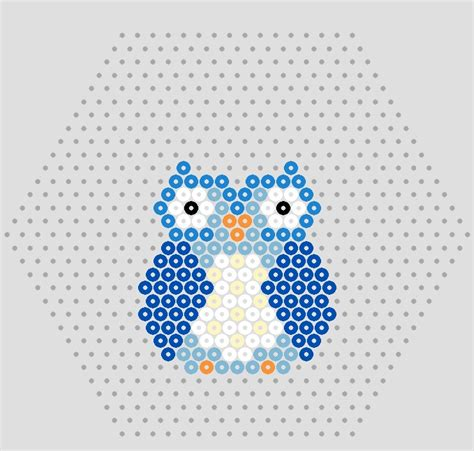 hama bead template printable owl designs in hama free hama bead owl patterns
