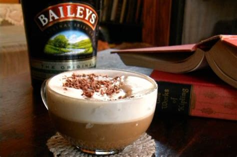 Baileys Coffee 2 morning cocktails and 2 after dinner drinks to