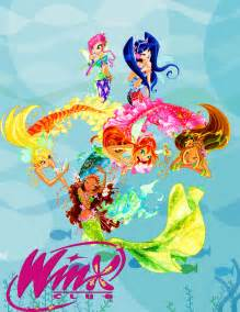 mermaids winx club fan art 28770821 fanpop