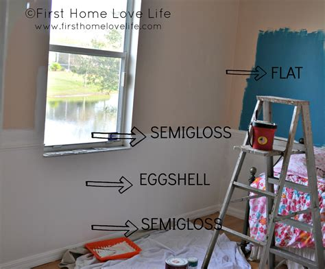 Eggshell Or Satin For Bedroom by Paint Finishes Eggshell Vs Satin Myideasbedroom