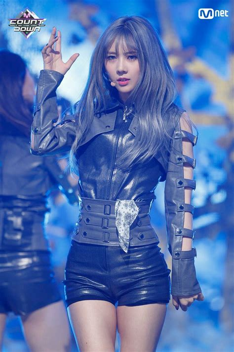 dreamcatcher kpop you and i dreamcatcher yoohyeon m countdown you and i