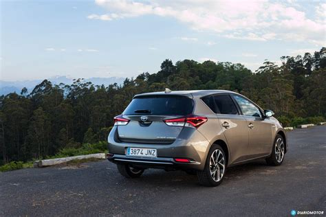 Toyota Auris Hybrid Toyota Auris Hybrid To The Test What Is The Hybrid More