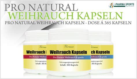 Naturec Pro weihrauch kapseln 365 st 252 ck pro vegetarisch