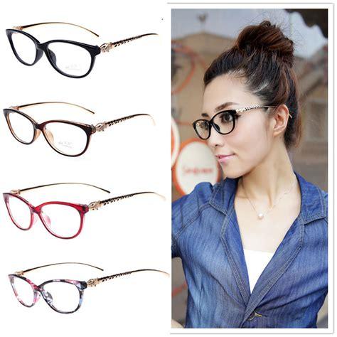 2016 eyeglasses styles latest women fashion aliexpress com buy 2016 fashion cheetah earstems glasses