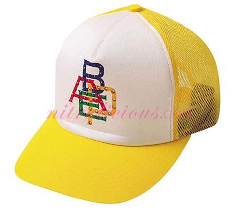 Trucker Hat Jaring House Of Gaga Imbong milo camouflage cosmetic bape rhinestone trucker hats nitrolicious
