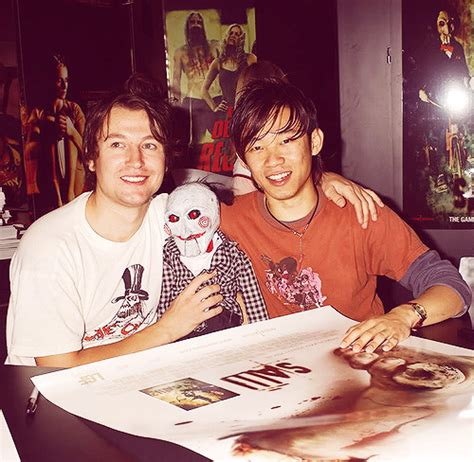 james wan and leigh whannell leigh whannell and james wan tumblr