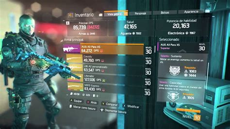 arma suprema the division midas la mejor arma suprema juego