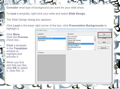 How To Use Openoffice Impress Open Office Presentation Backgrounds