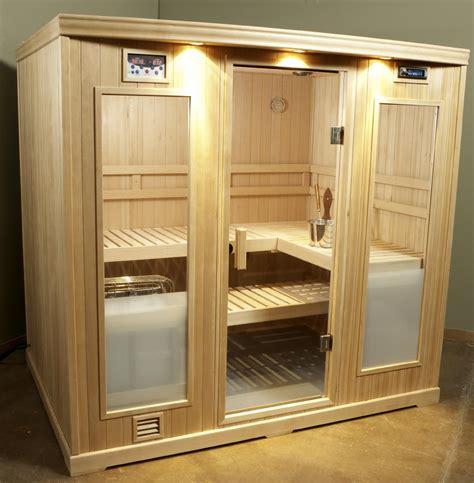 Heat Room Sauna by Traditional Sauna