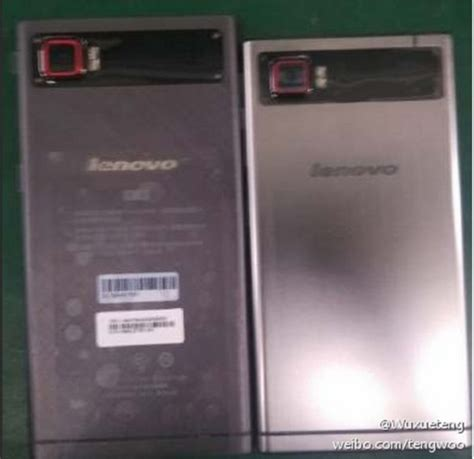 Lenovo Vibe Z2 Pro Mini Leaked Mini Variant Of The Lenovo K920 Vibe Z2 Pro