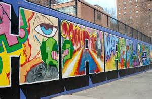 Painted Wall Murals 10 places to find street art in nyc