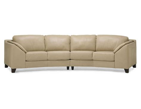 palliser sectional sofas palliser cato contemporary upholstered sectional sofa