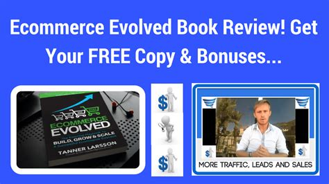 reserve your free copy of ecommerce evolved book review get your free copy