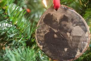 Handmade Photo Ornaments - 30 diy rustic ornaments ideas moco choco