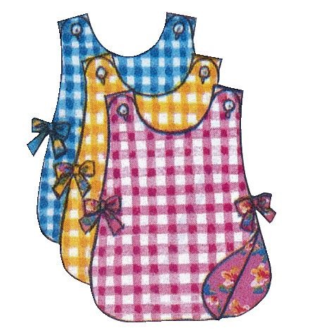 free pattern smock apron apron smock pattern free patterns