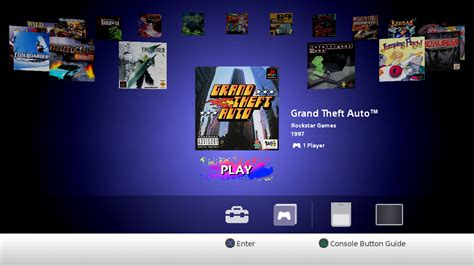 playstation classic details on output and