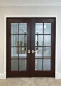 Interior Doors Salt Lake City Interior Door Custom Double Solid Wood With Dark