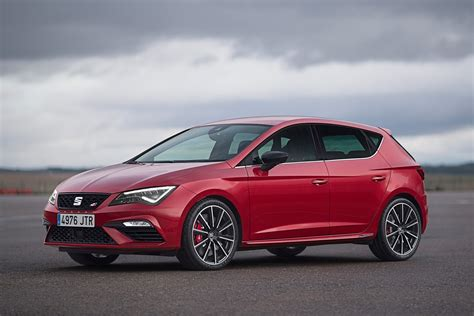 new seat cupra 300 2017 review pictures auto express
