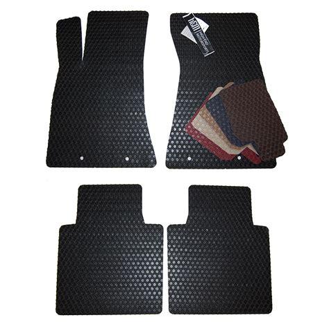 jaguar xj custom  weather floor mats
