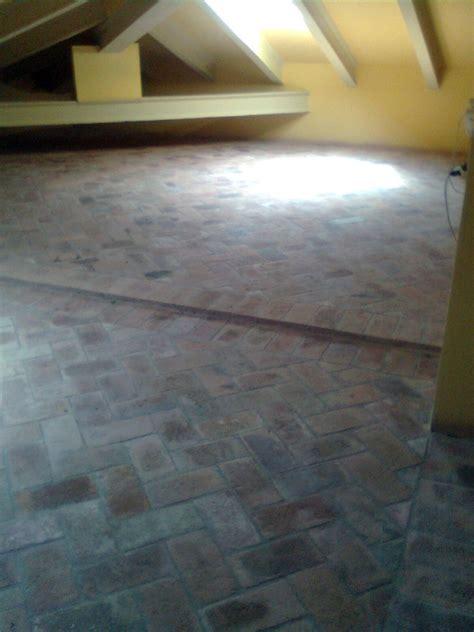 pavimenti in mattoni foto pavimento in mattoni di recupero di mediani gian