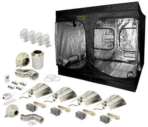Grow Room Kit by Green Room Gr 240 Grow Tent Kit The Inner Garden
