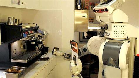membuat robot whatsapp robobarista robot yang jago membuat kopi majalah otten