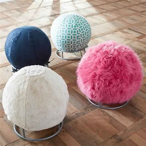 benefits   yoga ball chair   home  office poutedcom