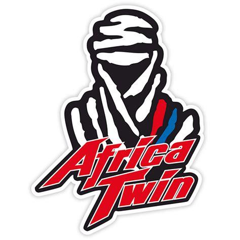 Sticker Honda Africa Twin by Sticker Dakar Honda Africa Twin Muraldecal