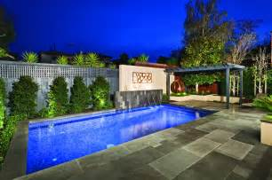 a truly select pool and landscape design by cos design melbourne stylish eve