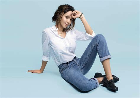 Nabilla Blouse nabilla benattia blouse white shirts