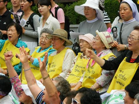 comfort women in korea comfort women who and where are they
